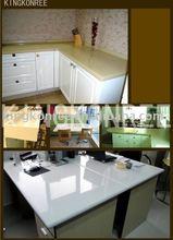 Custom Solid Surface Worktop, Bench Top, Kitchen Countertop
