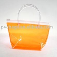 big, fashion, non-toxic PVC tote bag
