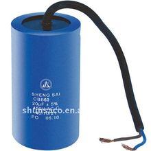 Motor Run Capacitor CBB60/motor capacitor/ motor running capacitor