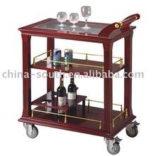 C-72A Hotel wood Liquor trolley