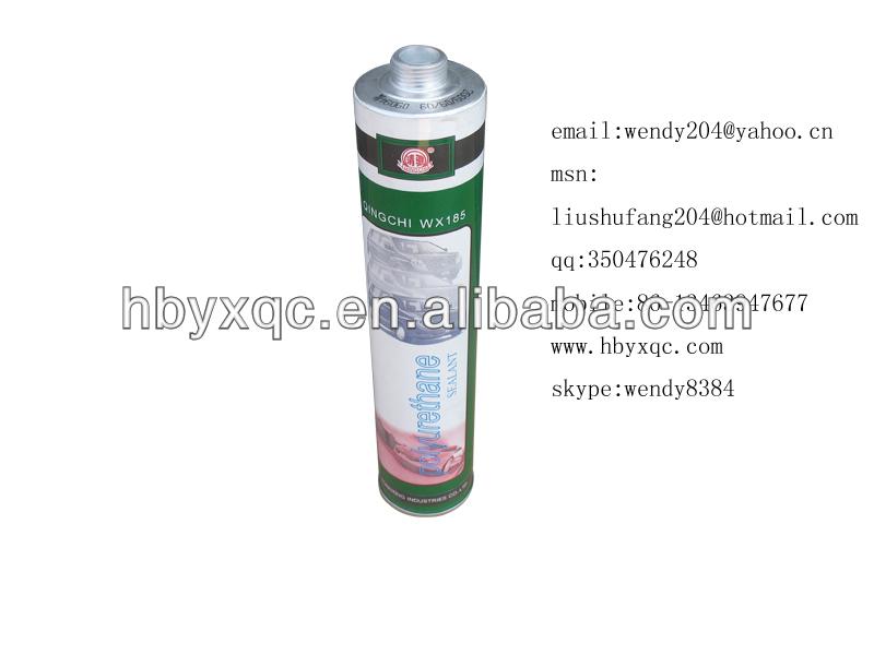 one component polyurethane windscreen sealant