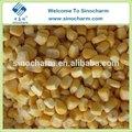 jinfei de maíz entero del núcleo de maíz dulce congelado