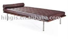 modern leather daybed sofa YDOSB0034A