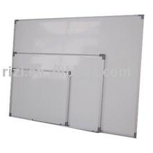 Magnetic White Board in aluminum frame