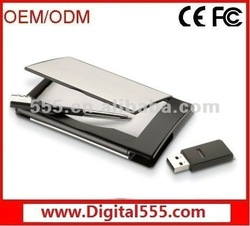 visiting card holder USB flash drive , promotional gifts, New USB flash drive
