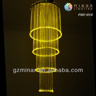 Fiber Optic lighting (chandeler)