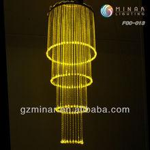 Fiber Optic lighting (chandeler)