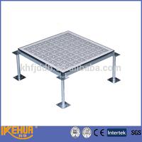 perforated raised floor and air-flow raised access floor