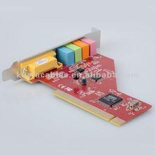 Hot PCI Sound Card with ES1938S Audio for Windows 98/ME/2000/XP/Vista