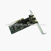 Firewire IEEE 1394 Card DV VIA Video Captureieee 1394 firewire pci card Card with USB