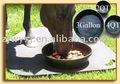 Bacia de borracha flexível, de alimentação do cavalo, pequena bandeja de borracha