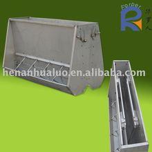 stainless steel nursery feed trough