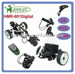 Easy Use Remote Control Electric Golf Cart (HMR-601Digital)