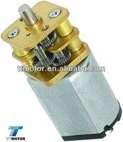 GM13-030VA 6v dc gear motor for lock