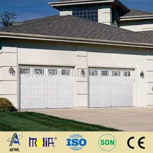 Zhejiang Automatic Sectional Garage Doors/Overhead garage door CE Approved/ Garage Door company 10 years production experience