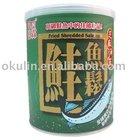 Salmon Floss sesame and laver flavor 250g (OBM, ODM, & OEM)