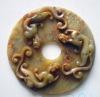 jade disk, jade disc, jade carving craft