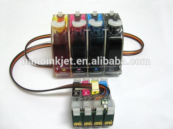 Ciss para Epson TX115 suporte para impressora mix and match