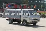 Dong feng 1 ton hermetic garbage truck, 1 ton garbage dump tuck for sale, 1 ton garbage collection truck