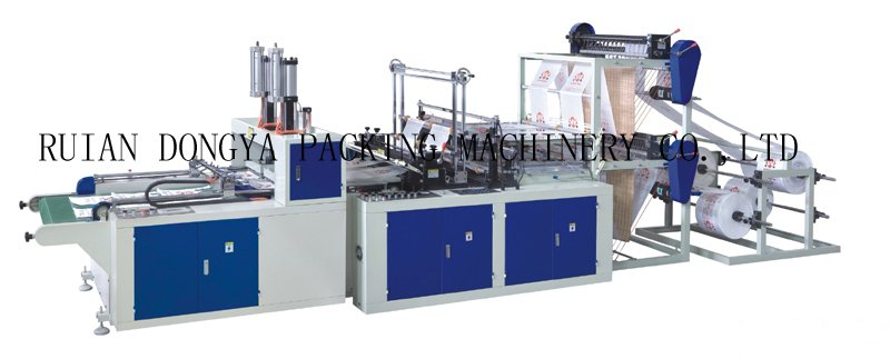 DYH Series 600 High-Speed Computer Control Double-Layer Four Line Bag Making Machine