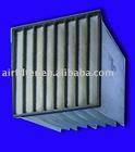 HVAC Self-supported Pocket filters Furnace filters