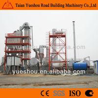 Road building equipment, asphalt mixing plant LB1500, with capacity 120 t/h