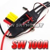 100A Burshless ESC Speed Controller with 5A BEC for rc model