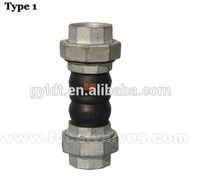 Flexible rubber expansion joint manufacturer