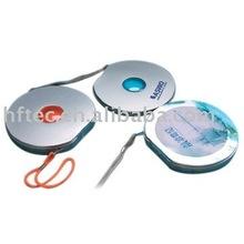 D shape Tin CD case