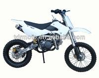 2014 New 125cc Dirt Bike Pitbike Motocross Minibike Off-road Motorcycle Racing Big Foot Wheel Motard Hot Sale