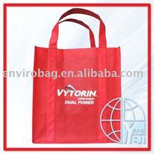 Promotional Enviro Backpack Shopping Bag