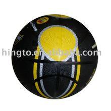 advantage camps rubber basketball