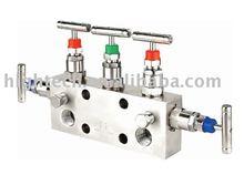 5 valve manifolds,5 Valve Direct Mount Manifold