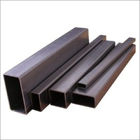 squared steel pipe