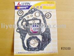 motorcycle cylinder gasket complete