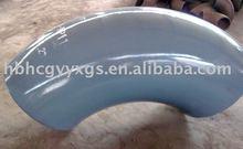 90 degree seamless alloy steel elbow