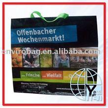 Delicated Flower Shop Bag