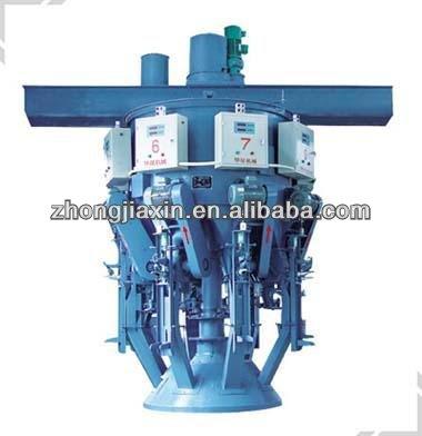 Top- classement rotatif automatique machine d'emballage de ciment 30-120 tonne par heure