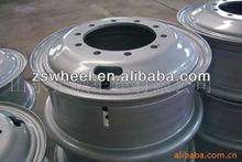 truck wheel rims 8.5-24 for tyre 12.00-24