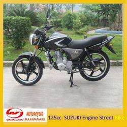 125cc Motorcycle/ SUZUKI Engine Street Bike
