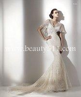 excellent elie saab hot sale wedding dress,bridal gown WDAH0102