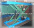 hidráulico de elevación tablas de varias especificaciones