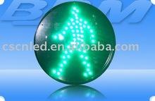 """12"""" LED Pedestrian Traffic Light Bulb"""