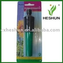 Adajustable garden hose nozzle