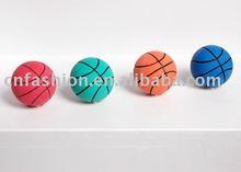 plain color stress basketball