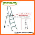 Aluminium step ladder & folding ladder AF0104A