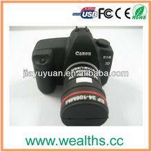 PVC Camera USB Flash Drive/Stick 1GB2GB4GB8GB16GB32GB/camera cartoon usb sample available
