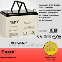 AGM/SMF/ VRLA/ SLA/ lead acid battery 12V 90Ah