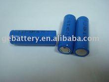 14430 li ion battery 3.7V650mAh battery