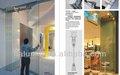 Duca parete divisoria,in vetro mobili per ufficio partizione peril negozio, mostra